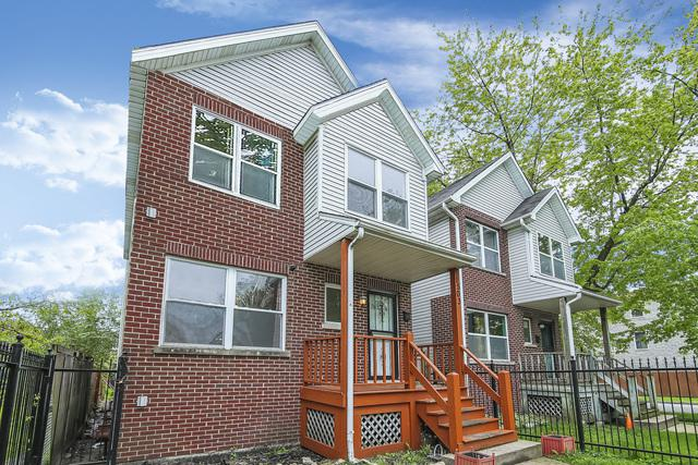 1503 E 72nd Street, Chicago, IL 60619 (MLS #10416275) :: The Perotti Group | Compass Real Estate