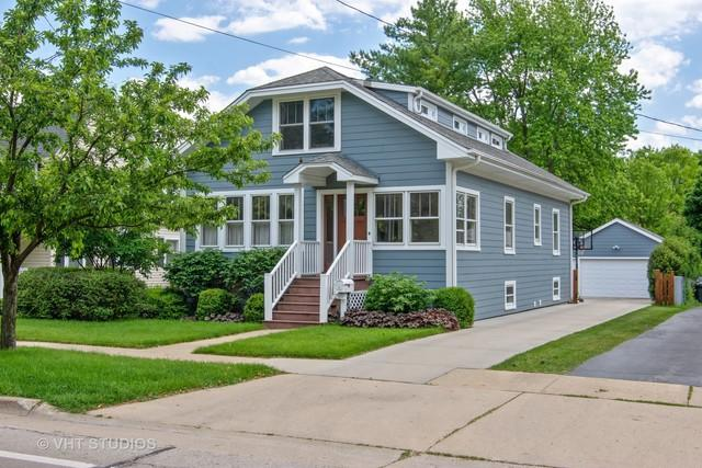 121 E Colfax Street, Palatine, IL 60067 (MLS #10416606) :: Baz Realty Network | Keller Williams Elite