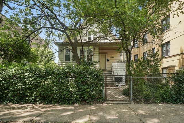 2226 N Sawyer Avenue, Chicago, IL 60647 (MLS #10417005) :: Baz Realty Network | Keller Williams Elite