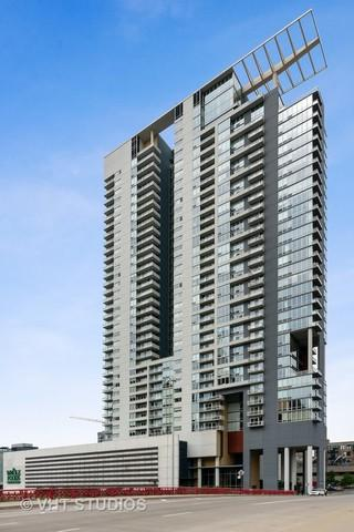 737 W Washington Boulevard #2403, Chicago, IL 60661 (MLS #10417307) :: John Lyons Real Estate