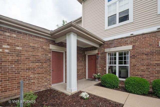 500 Pineridge Lane #007, Oswego, IL 60543 (MLS #10417361) :: John Lyons Real Estate