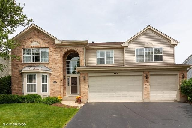 1470 Richmond Lane, Algonquin, IL 60102 (MLS #10417711) :: Ryan Dallas Real Estate