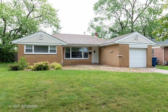 4105 Dean Drive, Oak Lawn, IL 60453 (MLS #10417756) :: The Wexler Group at Keller Williams Preferred Realty