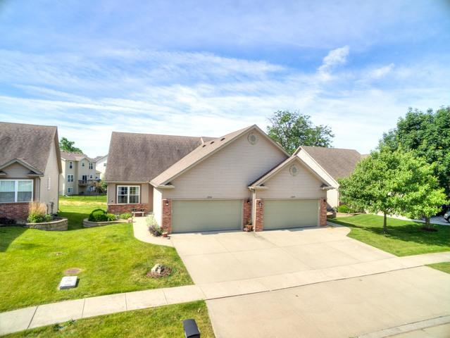 2706 Fox Trot Trail #0, Bloomington, IL 61705 (MLS #10417922) :: The Perotti Group | Compass Real Estate