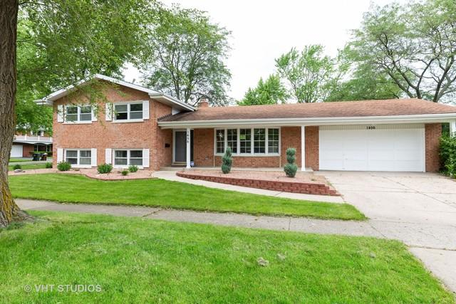 1456 Idlewild Lane, Homewood, IL 60430 (MLS #10418024) :: The Wexler Group at Keller Williams Preferred Realty