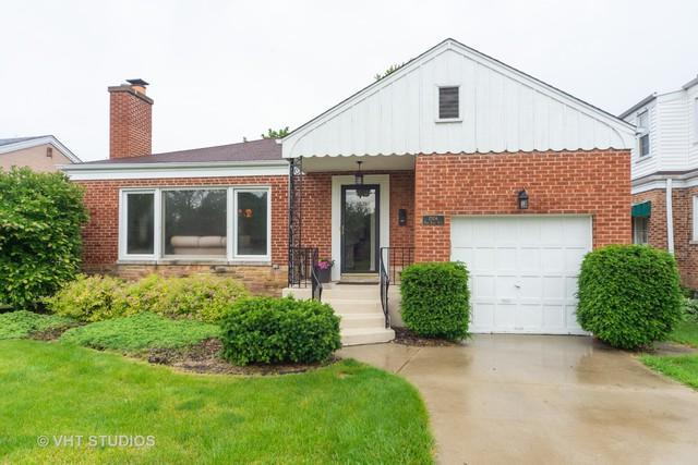 1306 Park Ridge Boulevard, Park Ridge, IL 60068 (MLS #10418277) :: Helen Oliveri Real Estate