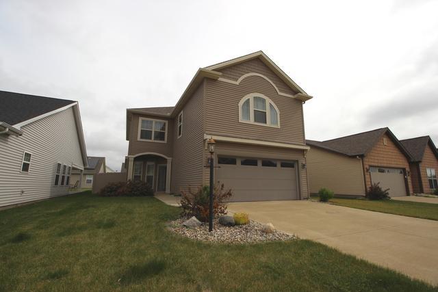 502 Krebs Drive, Champaign, IL 61822 (MLS #10418898) :: Ryan Dallas Real Estate