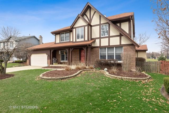 1508 E Eton Drive, Arlington Heights, IL 60004 (MLS #10419834) :: The Jacobs Group