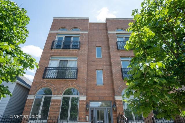 1615 S Miller Street 1B, Chicago, IL 60608 (MLS #10419937) :: Touchstone Group