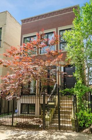 1940 N Wilmot Avenue, Chicago, IL 60647 (MLS #10419959) :: Property Consultants Realty