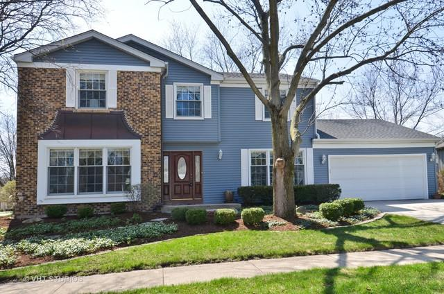 1526 Mccormick Place, Wheaton, IL 60189 (MLS #10420071) :: The Wexler Group at Keller Williams Preferred Realty