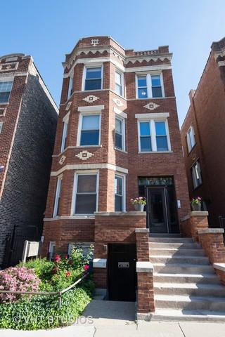 2340 W Augusta Boulevard 3F, Chicago, IL 60622 (MLS #10421250) :: The Perotti Group | Compass Real Estate