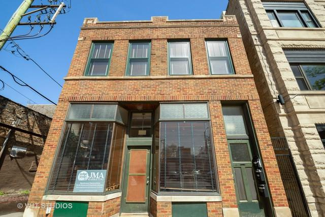 1545 Western Avenue, Chicago, IL 60622 (MLS #10421954) :: The Perotti Group | Compass Real Estate