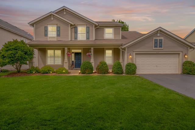 617 Vista Drive, Oswego, IL 60543 (MLS #10421961) :: The Dena Furlow Team - Keller Williams Realty