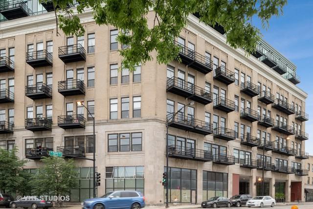 1645 W Ogden Avenue #606, Chicago, IL 60612 (MLS #10422385) :: The Perotti Group   Compass Real Estate