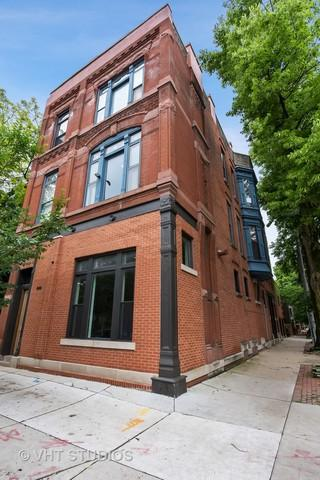 1858 N Sedgwick Street, Chicago, IL 60614 (MLS #10422506) :: The Perotti Group | Compass Real Estate