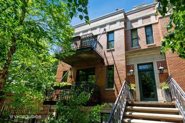1368 N Mohawk Street 3S, Chicago, IL 60610 (MLS #10422567) :: The Perotti Group | Compass Real Estate