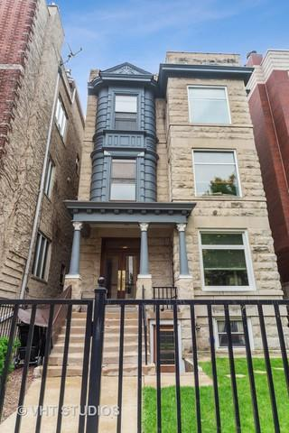 3753 N Wilton Avenue #4, Chicago, IL 60613 (MLS #10422876) :: The Perotti Group | Compass Real Estate