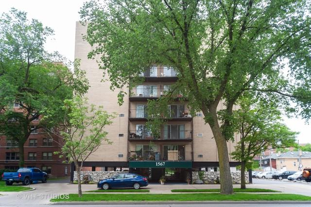 1567 Ridge Avenue #806, Evanston, IL 60201 (MLS #10423039) :: BNRealty