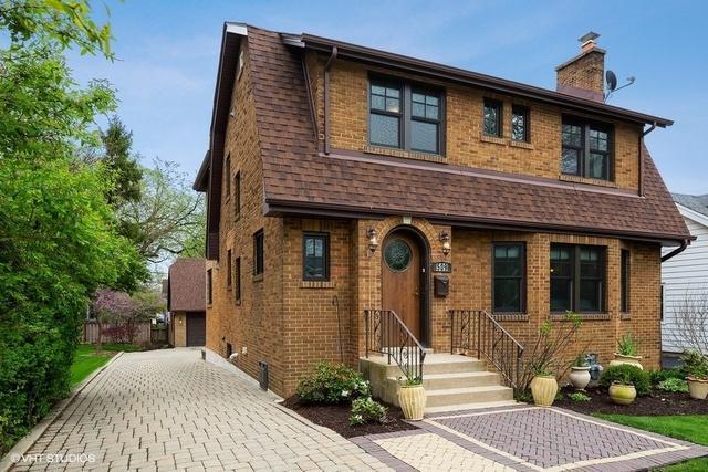 509 S Sunset Avenue, La Grange, IL 60525 (MLS #10423083) :: Berkshire Hathaway HomeServices Snyder Real Estate