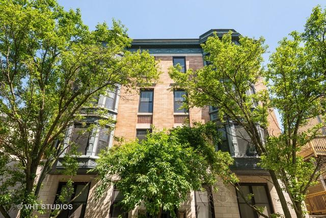 508 W Grant Place #302, Chicago, IL 60614 (MLS #10423893) :: BNRealty