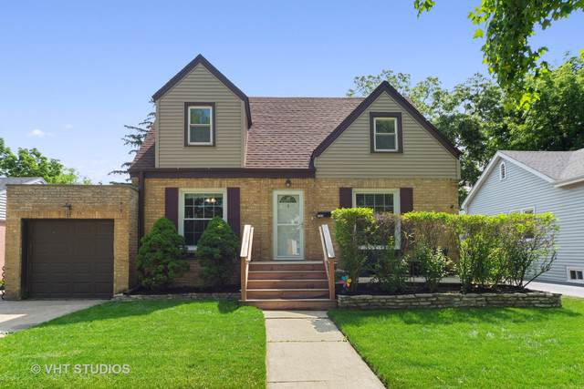 1761 Locust Street, Des Plaines, IL 60018 (MLS #10425585) :: The Perotti Group | Compass Real Estate