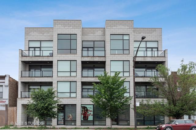 2550 W Fullerton Avenue 3E, Chicago, IL 60647 (MLS #10425689) :: Baz Realty Network | Keller Williams Elite
