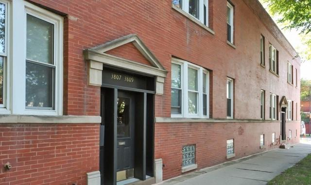3809 N Ravenswood Avenue #1, Chicago, IL 60613 (MLS #10426119) :: Ani Real Estate