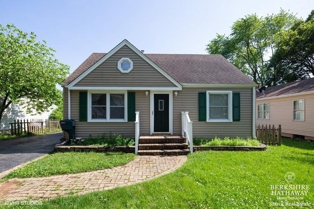 109 Pearl Street, Cary, IL 60013 (MLS #10427269) :: Baz Realty Network | Keller Williams Elite