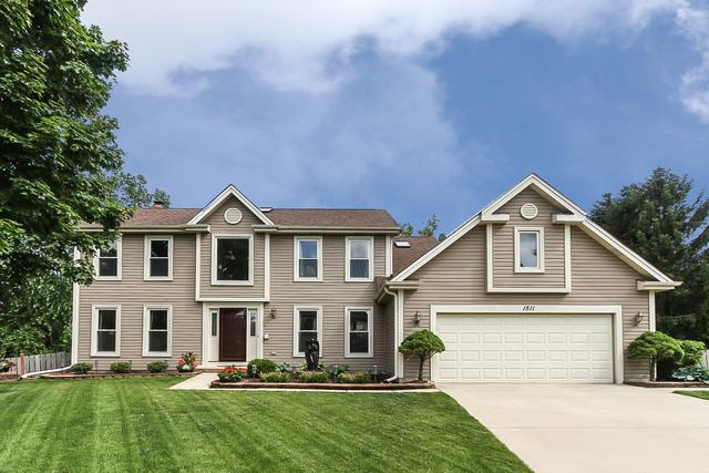 1511 Tallgrass Court, Algonquin, IL 60102 (MLS #10429534) :: The Wexler Group at Keller Williams Preferred Realty