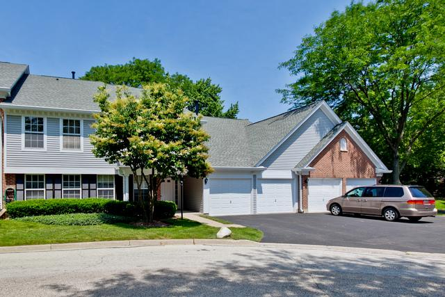 1404 Apple Court C, Mount Prospect, IL 60056 (MLS #10430181) :: The Perotti Group | Compass Real Estate