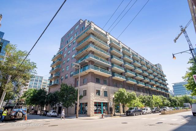920 W Madison Street 1001W, Chicago, IL 60607 (MLS #10430672) :: Touchstone Group
