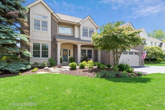 740 Pheasant Ridge Court, Lake Zurich, IL 60047 (MLS #10431960) :: The Wexler Group at Keller Williams Preferred Realty