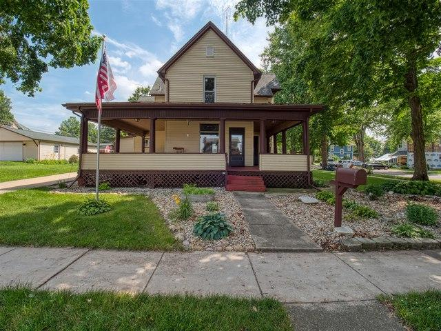 308 W Chestnut Street, Lexington, IL 61753 (MLS #10432792) :: Berkshire Hathaway HomeServices Snyder Real Estate