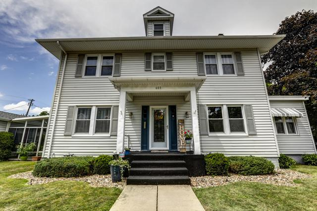 603 W South Street, CLINTON, IL 61727 (MLS #10433666) :: Berkshire Hathaway HomeServices Snyder Real Estate