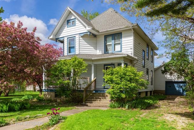 307 N Monroe Street, Gardner, IL 60424 (MLS #10434135) :: Angela Walker Homes Real Estate Group