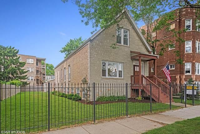 4320 N Bernard Street, Chicago, IL 60618 (MLS #10434157) :: The Dena Furlow Team - Keller Williams Realty