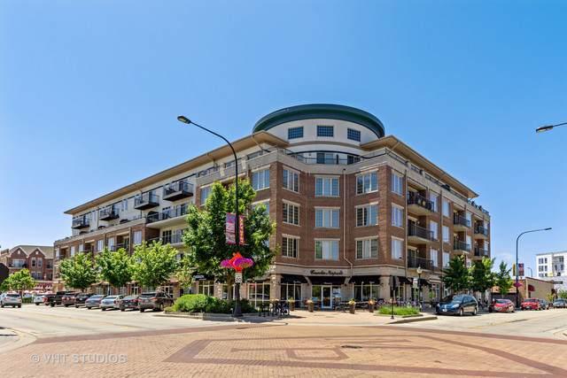 100 S Emerson Street #313, Mount Prospect, IL 60056 (MLS #10435957) :: Baz Realty Network | Keller Williams Elite