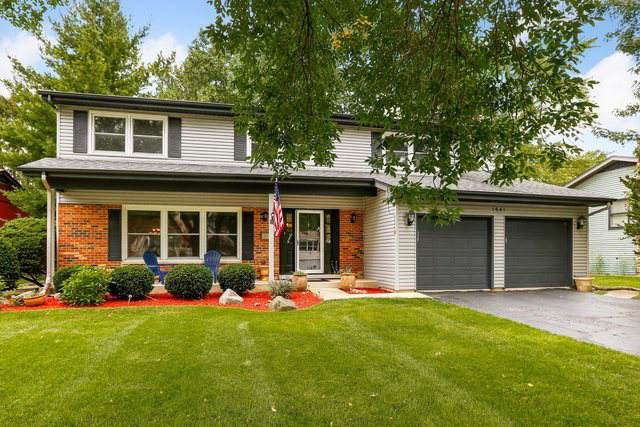 1641 Redpoll Court, Naperville, IL 60565 (MLS #10435985) :: The Wexler Group at Keller Williams Preferred Realty