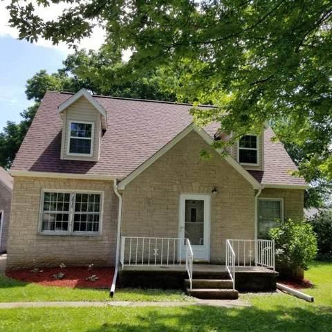614 Walker Avenue, Milledgeville, IL 61051 (MLS #10436400) :: John Lyons Real Estate