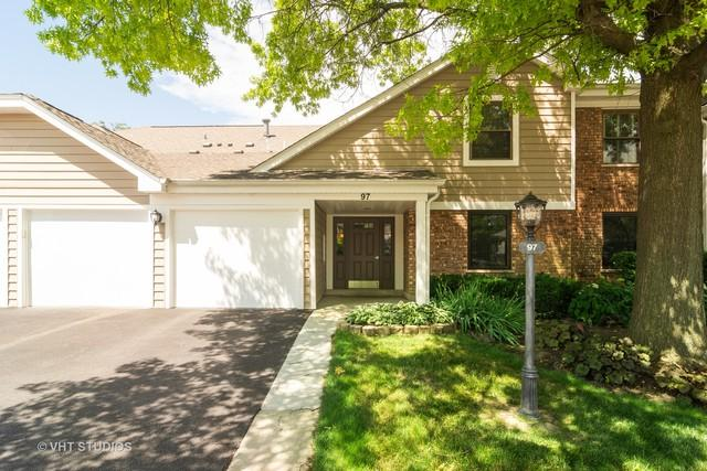 97 Burr Oak Lane A-2, Schaumburg, IL 60193 (MLS #10437254) :: Angela Walker Homes Real Estate Group