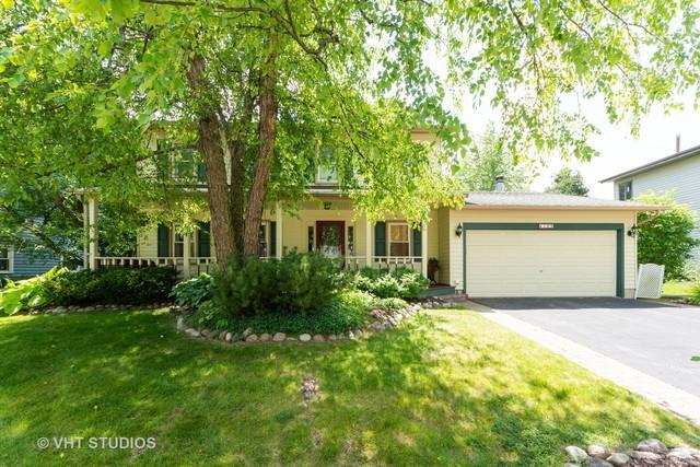 4125 Crimson Drive, Hoffman Estates, IL 60192 (MLS #10437495) :: The Wexler Group at Keller Williams Preferred Realty