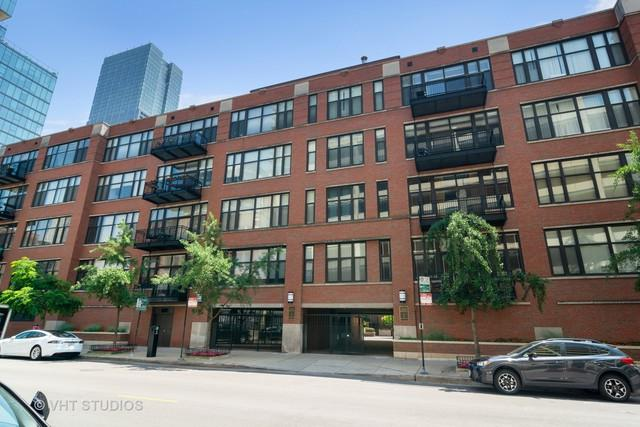333 W Hubbard Street #510, Chicago, IL 60654 (MLS #10437646) :: Touchstone Group