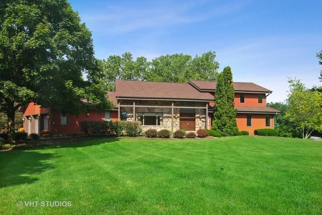 45 Rosewood Drive, Hawthorn Woods, IL 60047 (MLS #10438157) :: Berkshire Hathaway HomeServices Snyder Real Estate