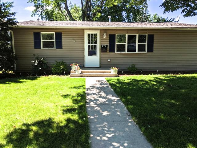 479 N Birch Street, Manteno, IL 60950 (MLS #10438488) :: Property Consultants Realty