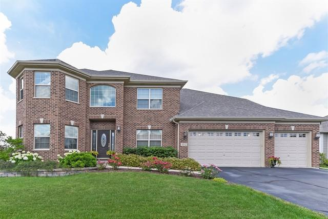 3532 Hidden Fawn Drive, Elgin, IL 60124 (MLS #10438761) :: Berkshire Hathaway HomeServices Snyder Real Estate