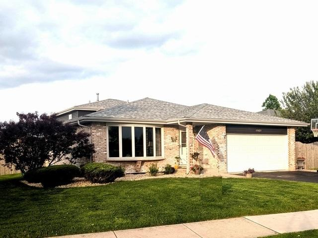17025 93rd Avenue, Orland Hills, IL 60487 (MLS #10439691) :: Berkshire Hathaway HomeServices Snyder Real Estate