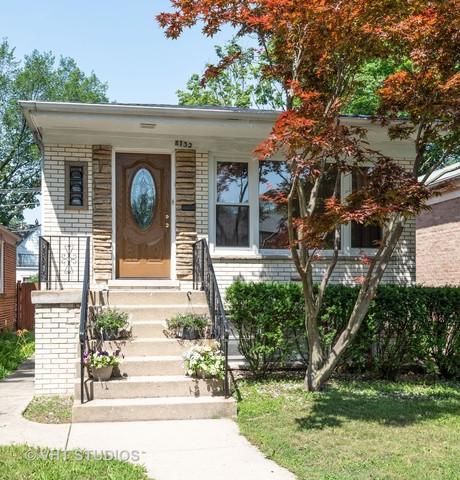 8732 Central Avenue, Morton Grove, IL 60053 (MLS #10439823) :: The Mattz Mega Group