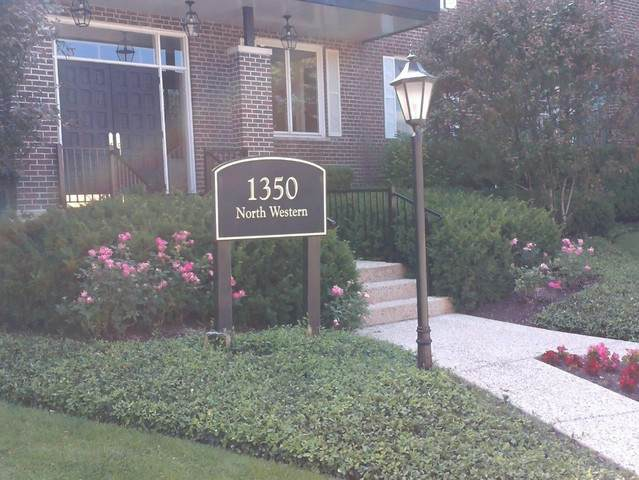 1350 N Western Avenue #306, Lake Forest, IL 60045 (MLS #10440275) :: John Lyons Real Estate