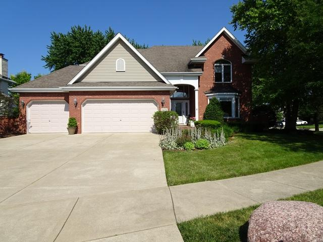 14215 Camden Drive, Orland Park, IL 60462 (MLS #10442642) :: Berkshire Hathaway HomeServices Snyder Real Estate
